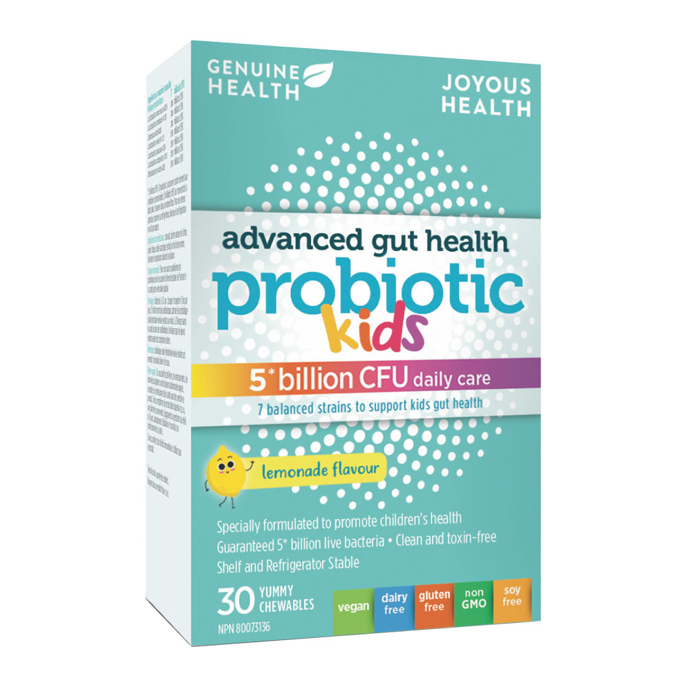 : Advanced Gut Health Probiotic - KIDS 5 Billion
