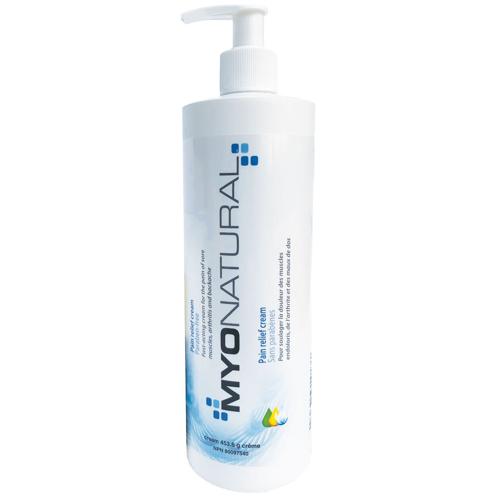 : MyoNatural Pain Relief Cream 16oz