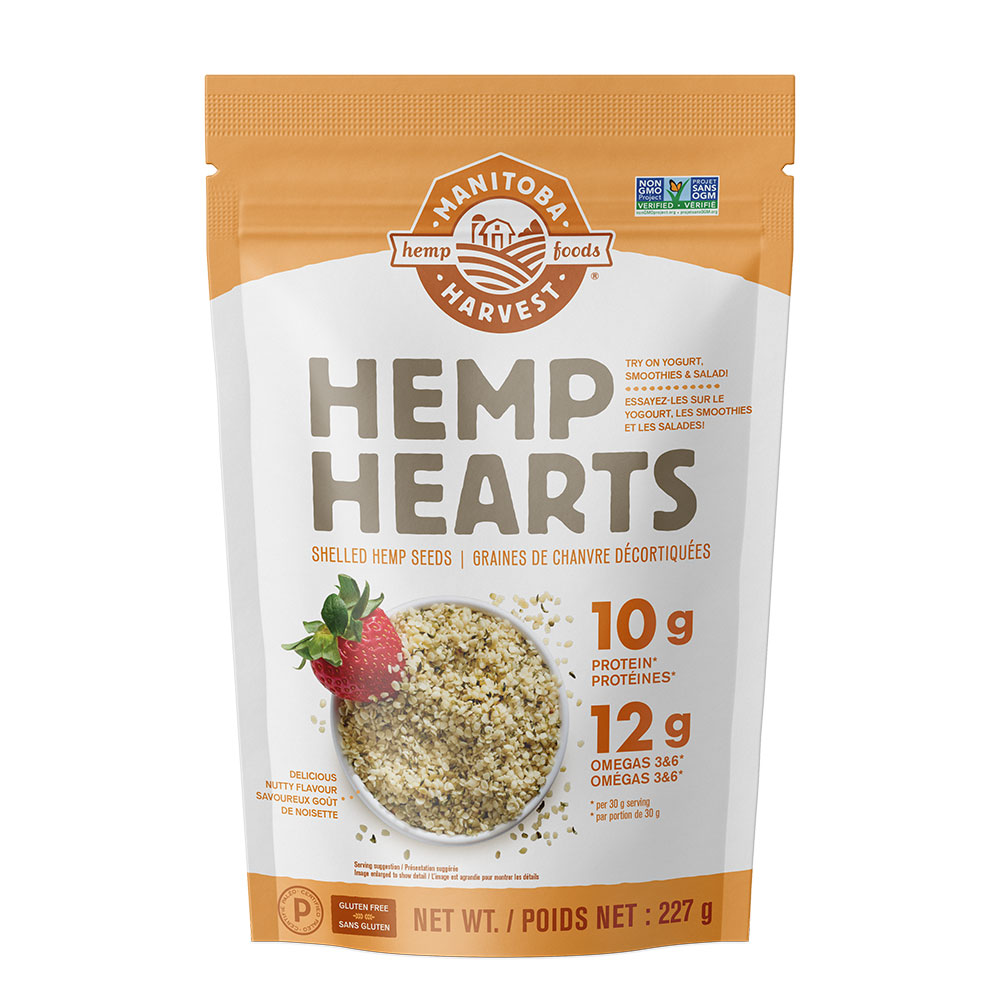 : Manitoba Harvest Natural Hemp Hearts, 227g