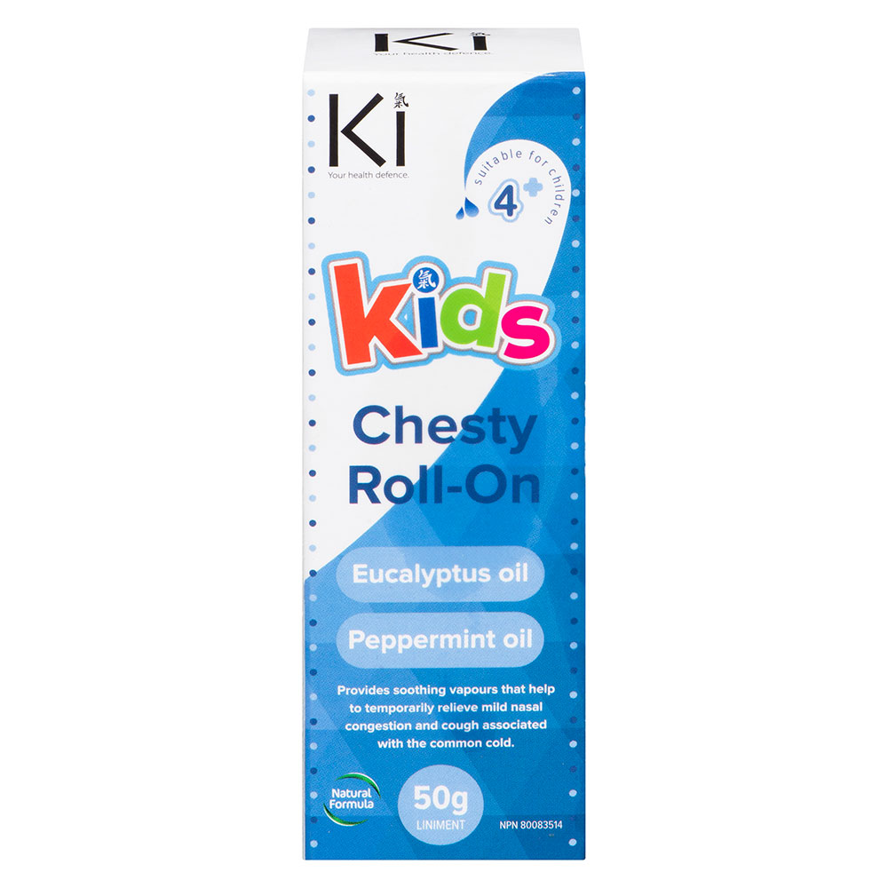 : Ki Kids Chesty Roll-On